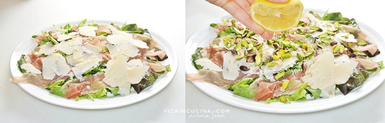 Ricette insalate proteiche blog @vicaincucina