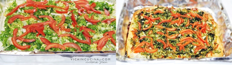 Come si fa la focaccia messinese blog @vicaincucina