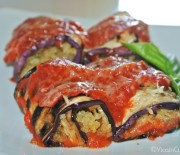 Involtini di melanzane light